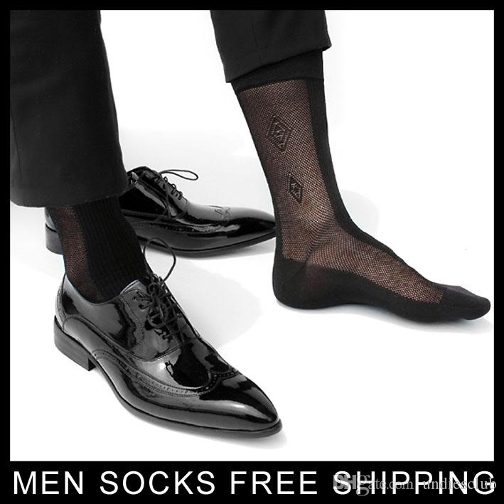 Gay men dress socks