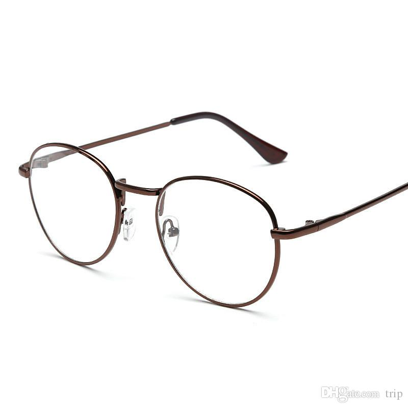 95fbc95ab506 2019 2017 New Fashion No Cases Eyeglasses Lenses Optical Frames  Manufacturers In China From Trip, $7.33 | DHgate.Com