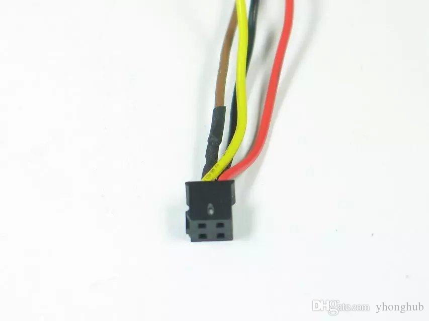 Spedizione gratuita Nidec D09E-48PS2 01I1 DC 48V 0.40A 4-pin connettore a 4 poli 90mm 90x90x38mm Server Square Ventola di raffreddamento