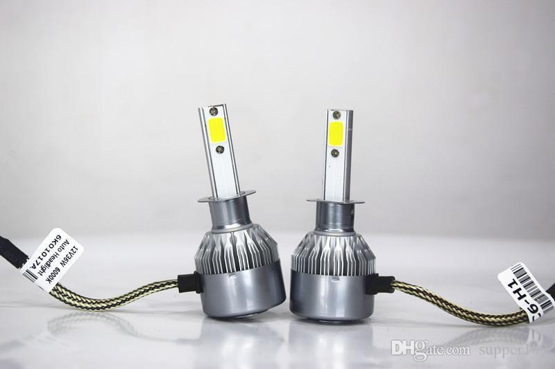 Auto Led Lampen : Hot sales automotive led lights h led c series h headlight h