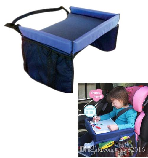 2017 New Baby On The Go Waterproof Play N Snack Tray