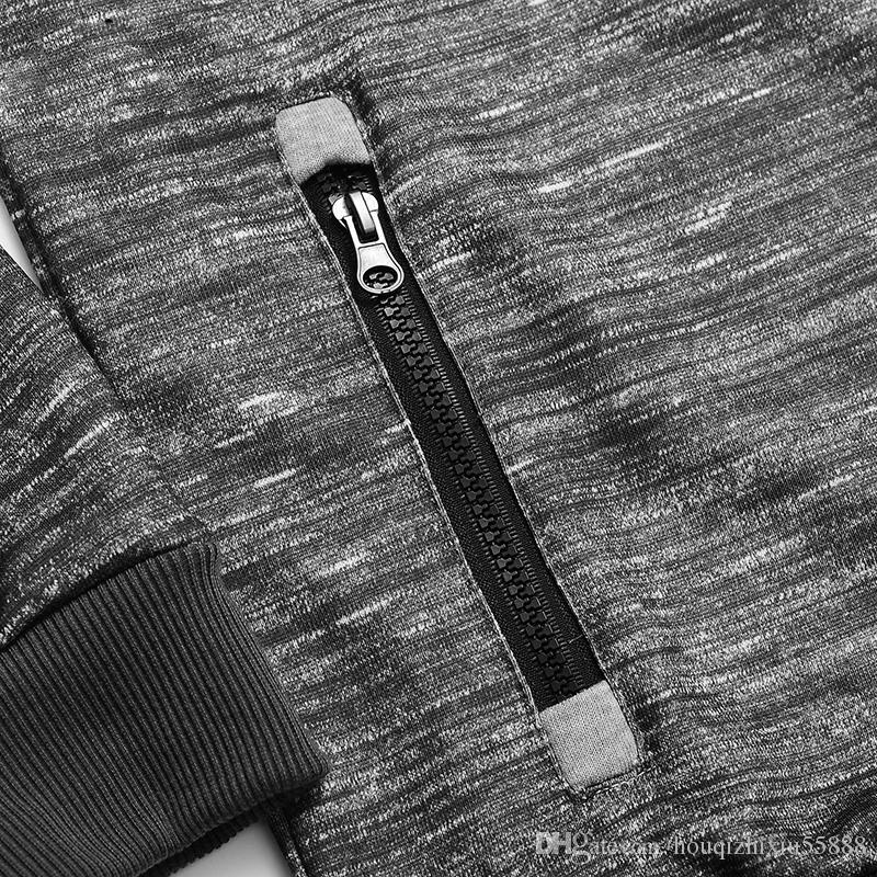 Original design men's clothing sweatshirt spring autumn hoodie men hood cardigan COTTON black cloak outerwear oversize2017 New Arrival Sweat
