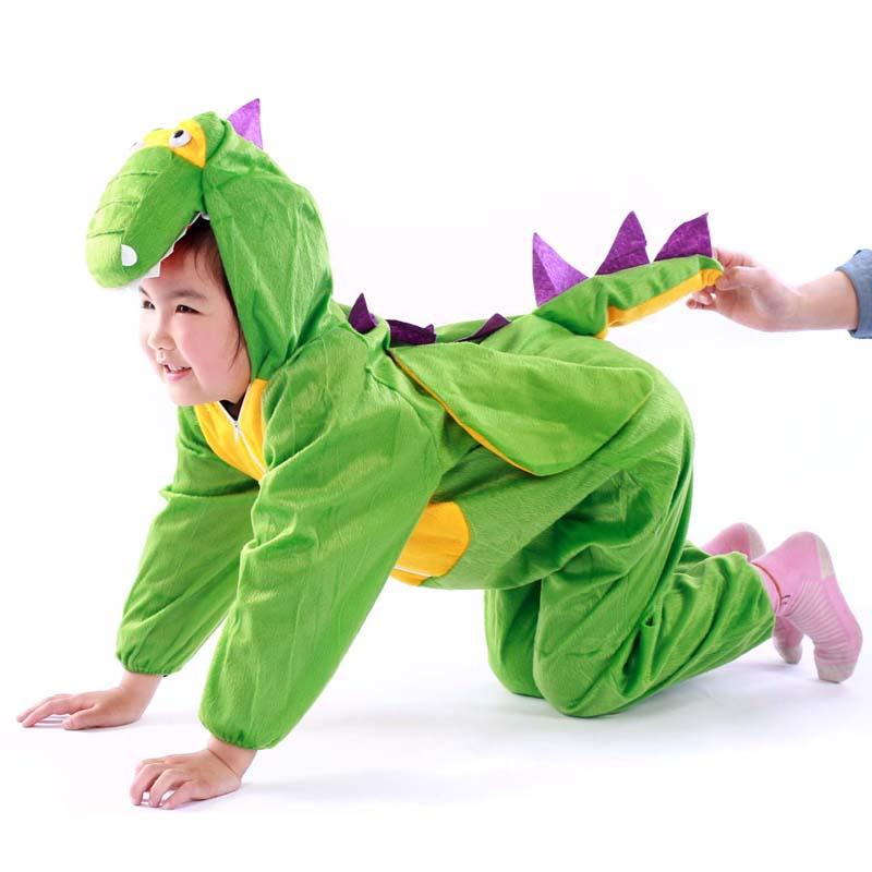 accessories cosplay costumes boy girl cute cartoon animal dinosaur costume cosplay clothing for kids day costumes cool halloween costumes cute