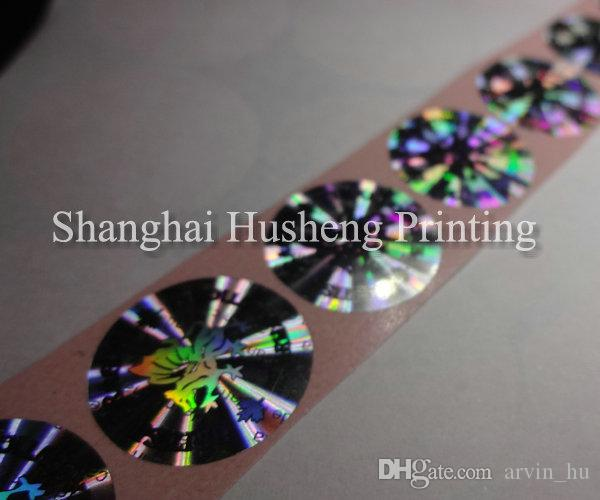 Free Design Cheap Custom Hologram Custom Glitter Stickers - Custom glitter stickers
