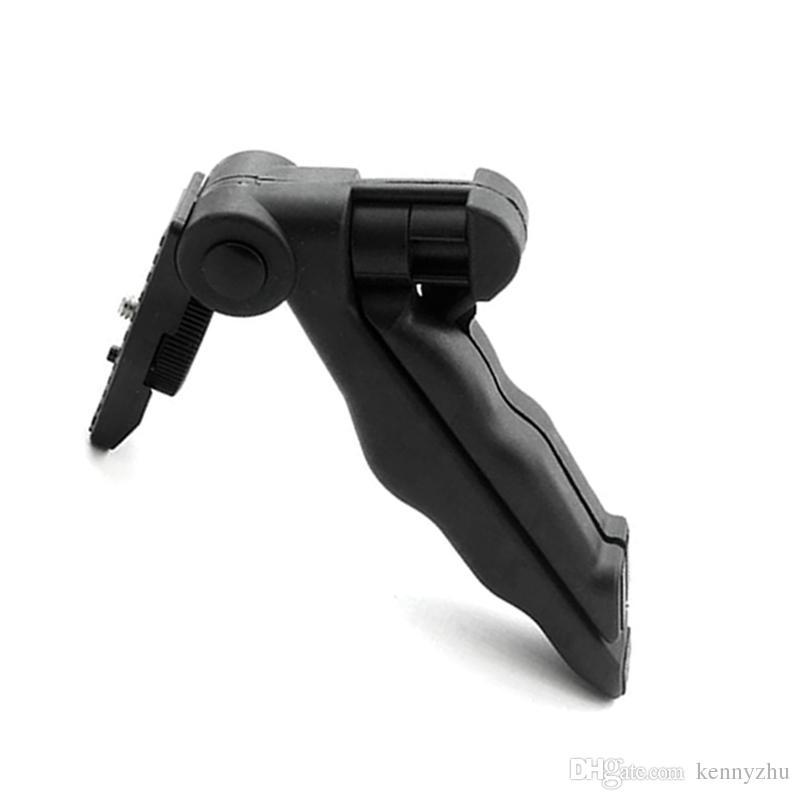 Mini Travel Hand Flexible Tischstativ Standplatz für Digitalkamera DV Telefon Flexible Anpassung an den bequemen Handgriff