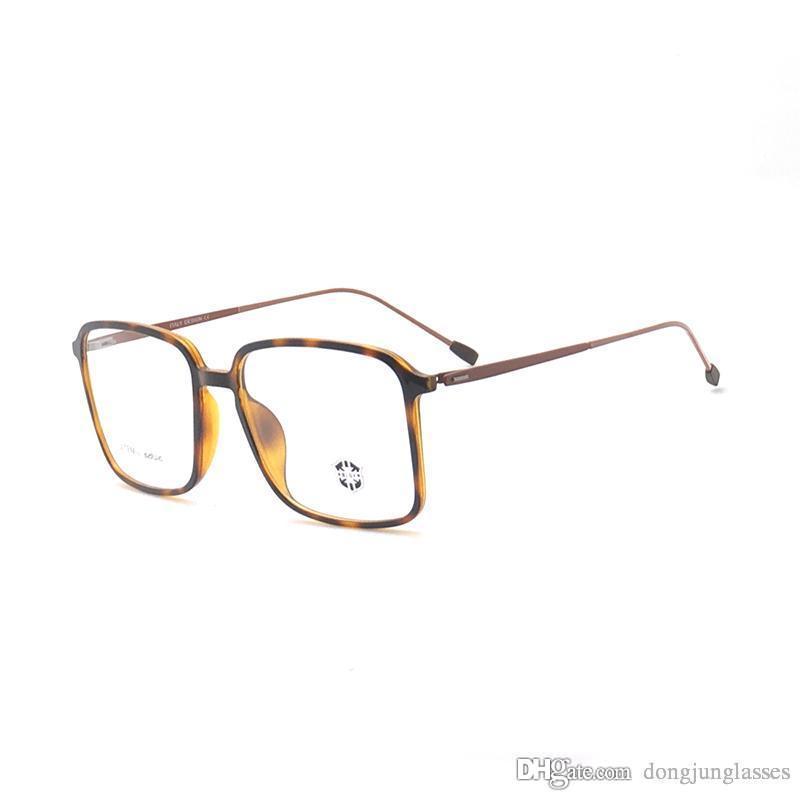2018 NO.7304 Latest Eyeglass, Frames For Men Ultem Frames, Super ...
