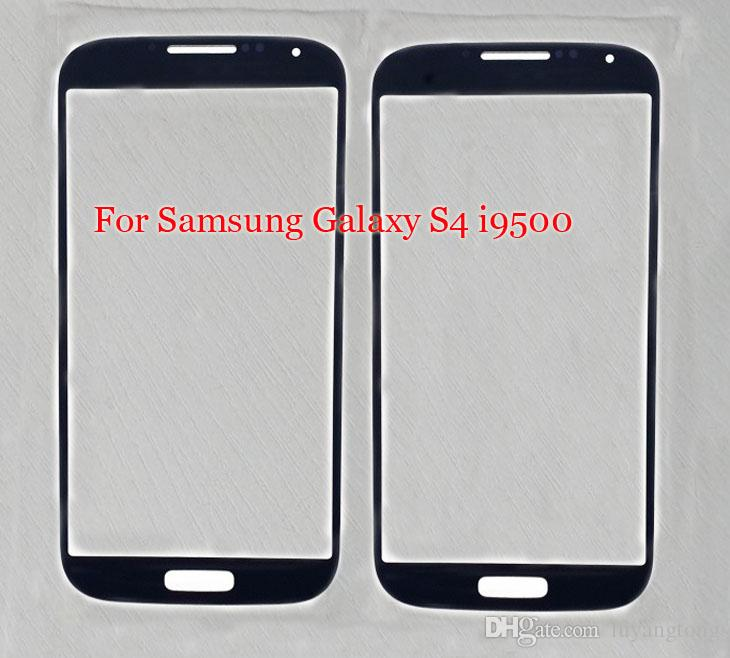 Outer Glass For Samsung galaxy S7 G9300 Replacement LCD Front Touch Screen Glass Lens Cover for Samsung S4 i9500 S5 S6 S7 Cases