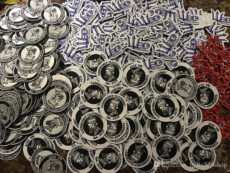 Patch personalizzato di alta qualità fai da te Tutto tipo di ferro su patch adesivi di vestiti personalizzati ricamati Cute Patches Applique