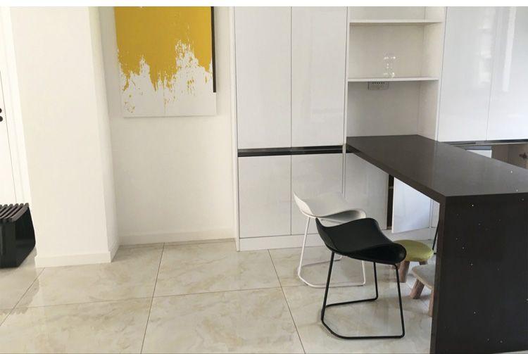 Acquista sedia bar sedia pp soggiorno sedia art stanza sgabello