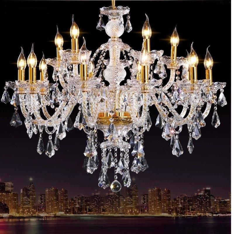 Crystal Chandelier Modern Living room Crystal chandelier Modern lighting Fixture Decoretion Luster de cristal light fixtures