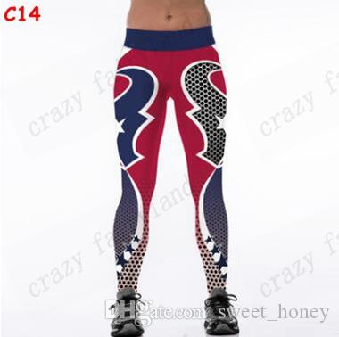 Plus Size Women Yoga Pants Sports Exercise Tights Fitness Running Jogging Trousers Gym Slim Compression Pants Leggings Sexy Hips Push Up
