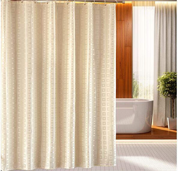 Wholesale 2014 Shower Curtains Amazing Superthick Jacquard Bath Curtain Waterproof Anti Enzyme Fashion Modern Cortinas Blind Home Decor