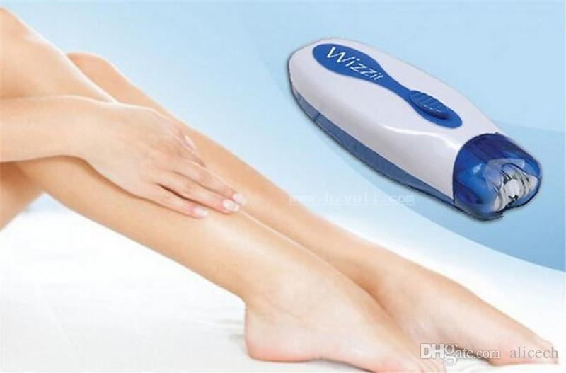 Hot Sale Electric Tweezer Automatic Body Facial Hair Remove Trimmer Epilator Shaver Brush