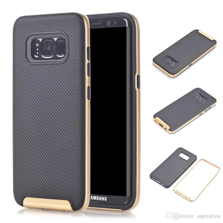 Ultra Thin Lightweight Armor Case Cover For Samsung Galaxy S6 S7 Iphone Xs X Spigen Anti Shock With Stand Slim Casing Satin Silver Edge Plus J5 J7 Prime On5 On7 2016 Shockproof Tough Protective Shell Heavy Duty Cell Phone