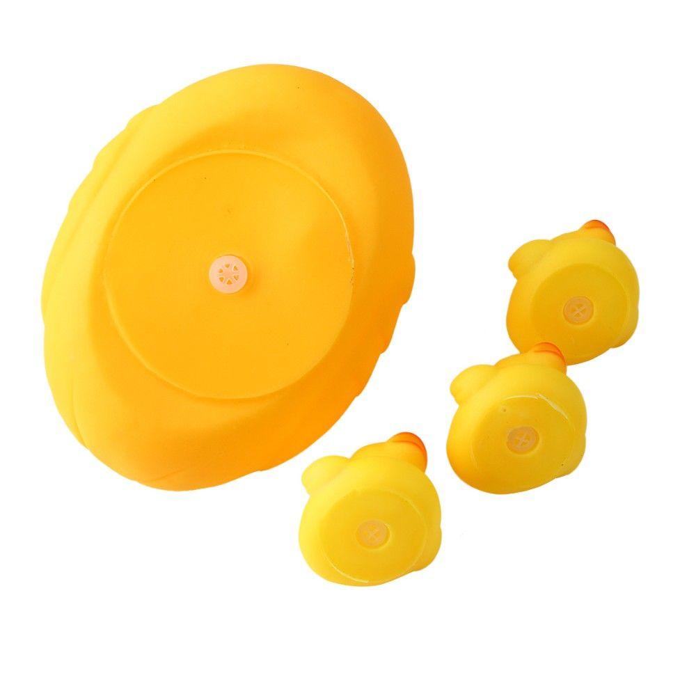 / set Jouets De Bain Douche Eau Flottant Squeaky Jaune Canards En Caoutchouc Bébé Jouets Eau Jouets Brinquedos Pour Salle De Bains