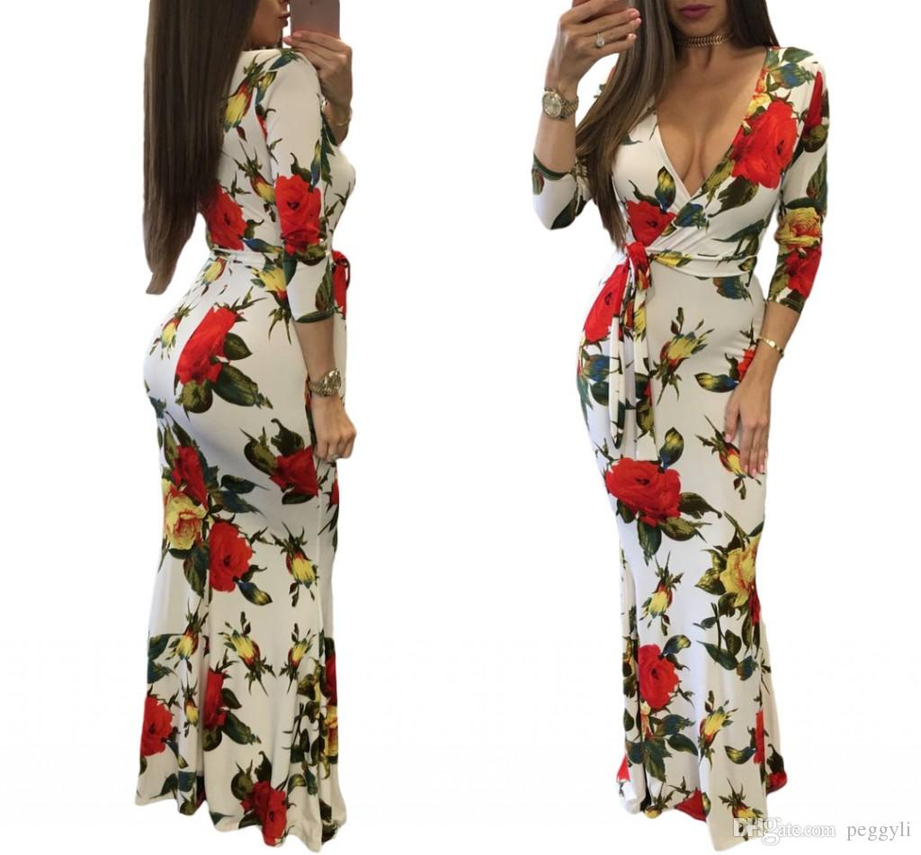 Mermaid Beach Dress