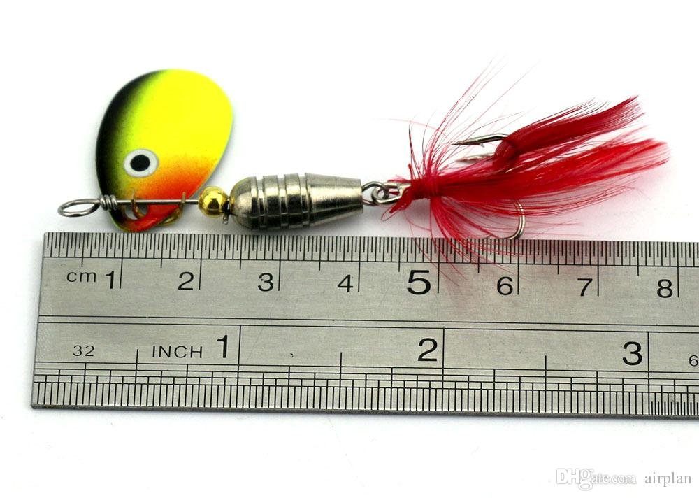 of Metal Spoon Fishing Lure Hard Artificial Jigging Bait Hook Pesca Fishing Spinnerbait Accessoires Leurre Peche Pesca Hooks