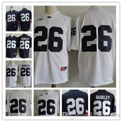 huge selection of b56f0 f1b53 ncaa jerseys penn state nittany lions 17 white jerseys