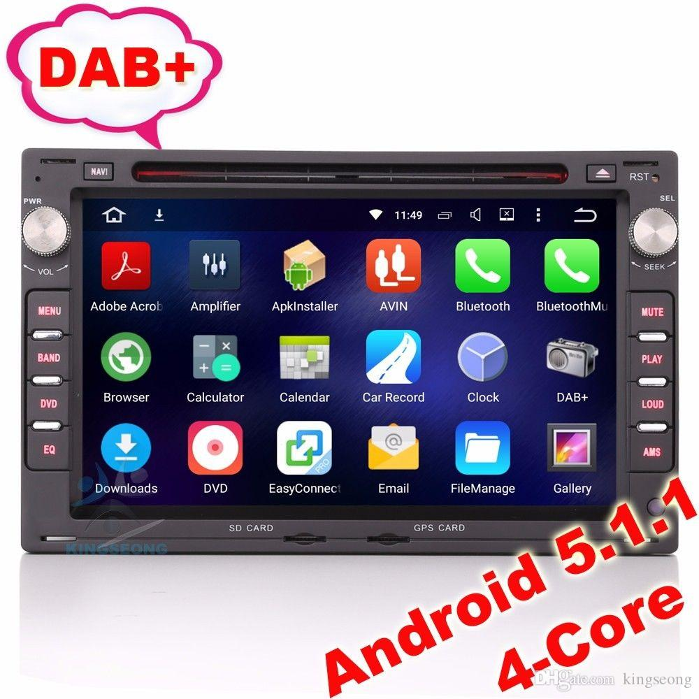 2018 android 5 1 7 autoradio gps dab for vw bora polo sharan golf lupo passat b5 stereo radio 3g. Black Bedroom Furniture Sets. Home Design Ideas