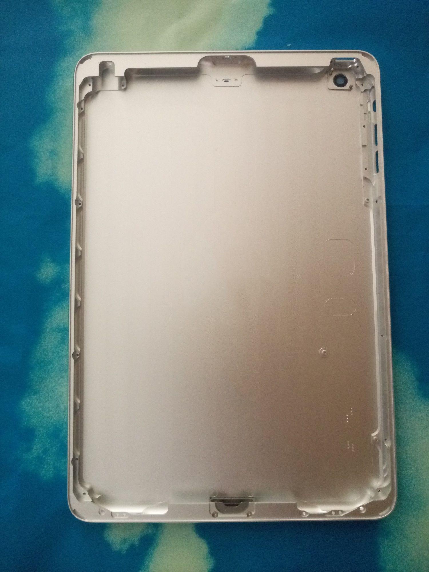 Rear Back Cover Battery Housing Door Frame Bezel Case For ipad mini 2 A1489 Mini2 WIFI Version A1490 3G