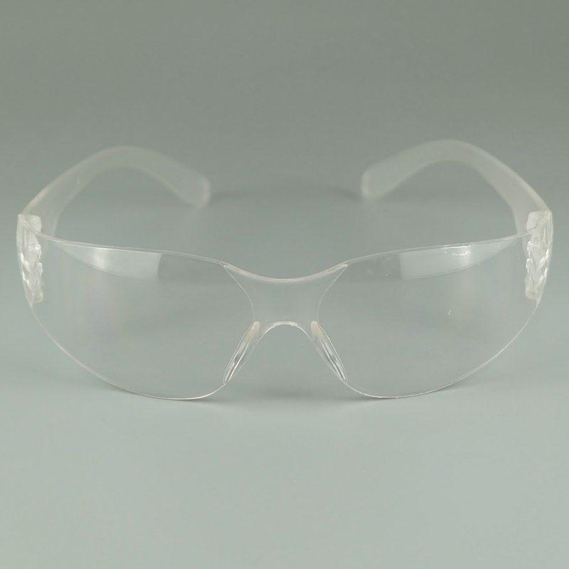 نظارات السلامة في مكان العمل نظارات السلامة حماية العينين عدسة واضحة للنظارات المختبرات الصناعية غبار القطع 9936