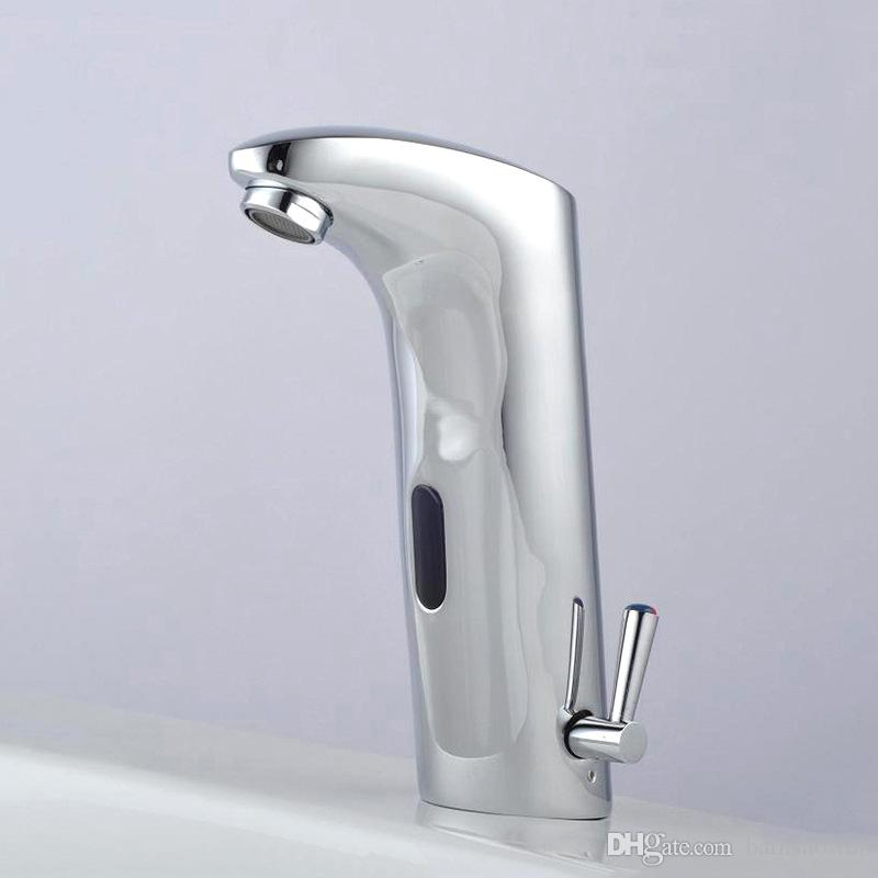 2017 The Kindergarten Toilet Washbasin Faucet Automatic Sensor ...