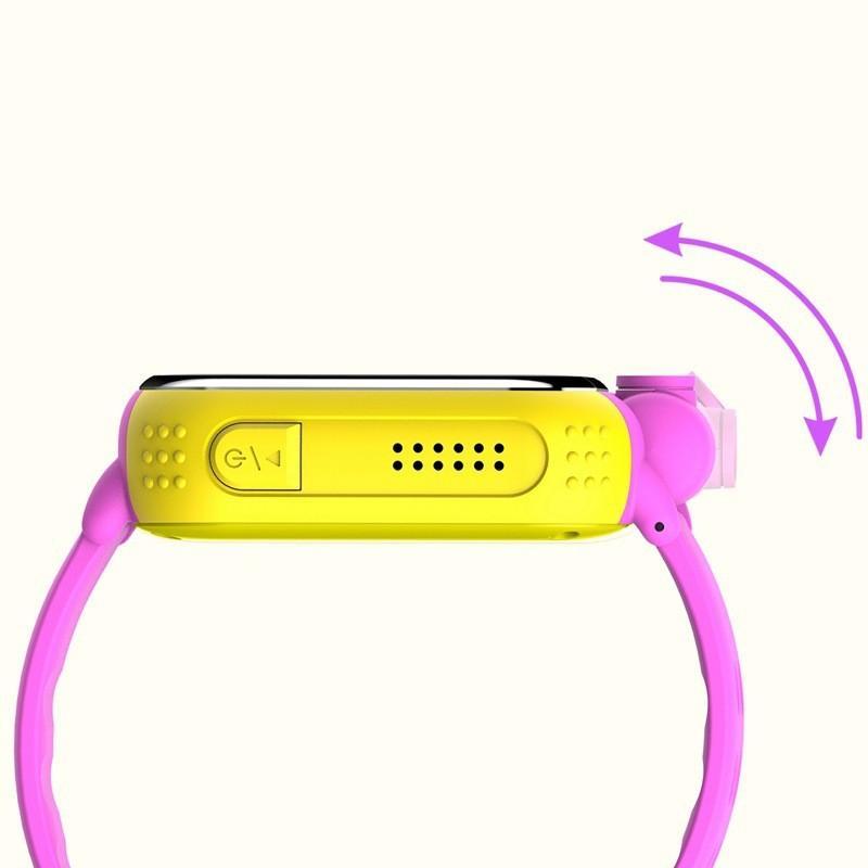 Touch screen intelligente di androide 4.2 del touch screen di 1.54 pollici del telefono cellulare 3G dell'inseguitore di GPS dei bambini Q730 iPhone di IOS