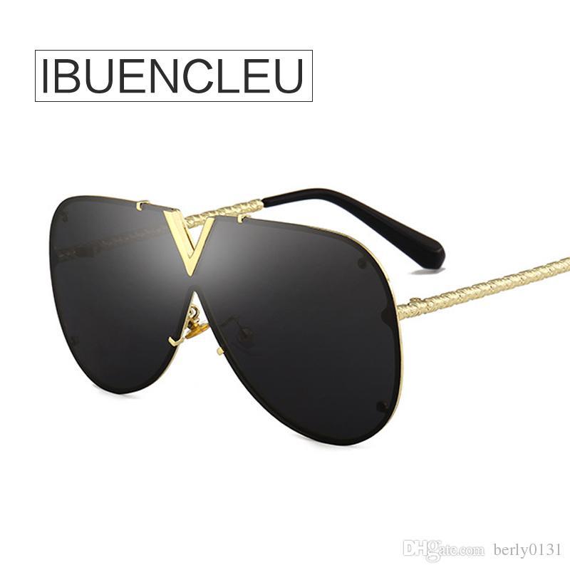 d62bc9dd49d7 Sol De Gafas Moda Ibuencleu So Compre Diseñador Marca Hombres K1c3TFlJ