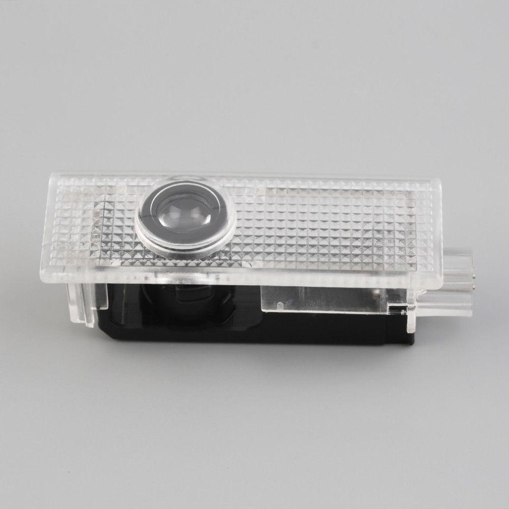 미니 BMW M3 M5 E63 E64 E65 E86 E85 E92 E93 E61의 F01 F02 F10에서 F15의 1 / 쌍을 LED 차량 로고 유령 그림자 빛 프로젝터 램프