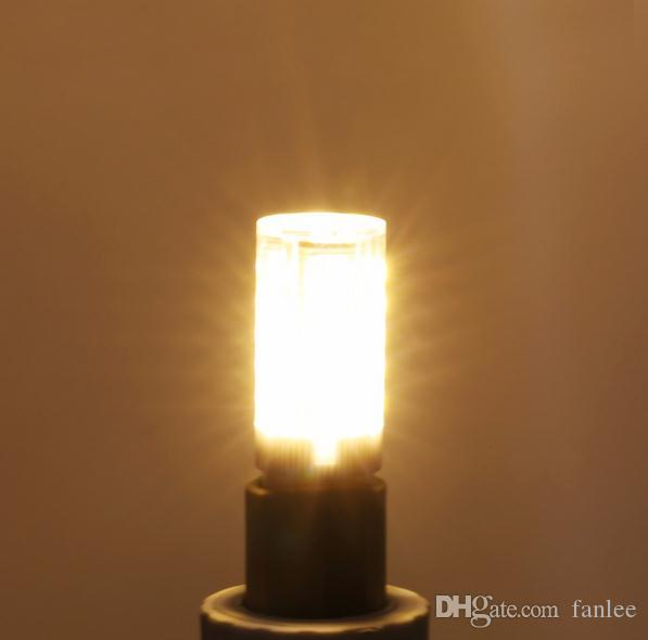 G9 220V G9 SMD 2835 Silicone lamp 33LED bulb 3W lamp Warm white/white light Ceramic Silicone Bulb