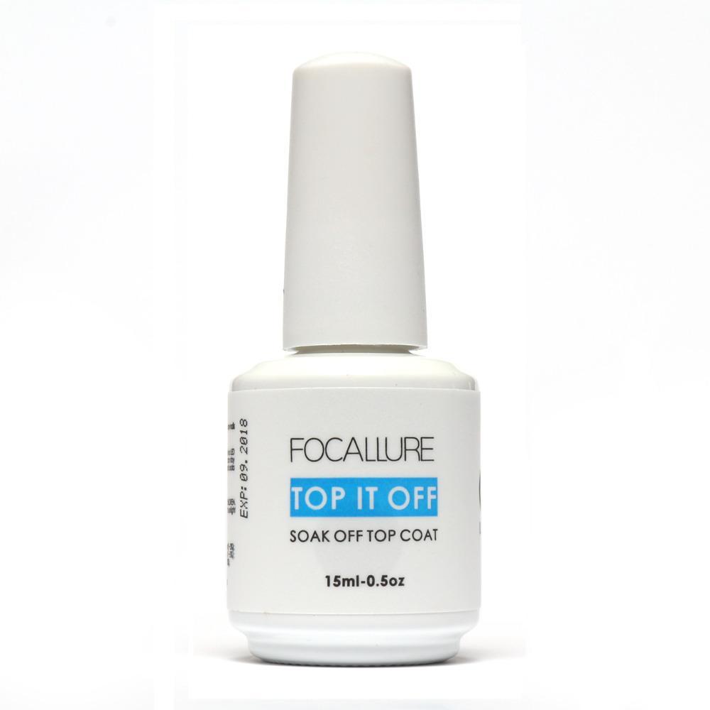 Wholesale Focallure Diamond Nail Gel Top Coat For Uv Gel Top If Off ...