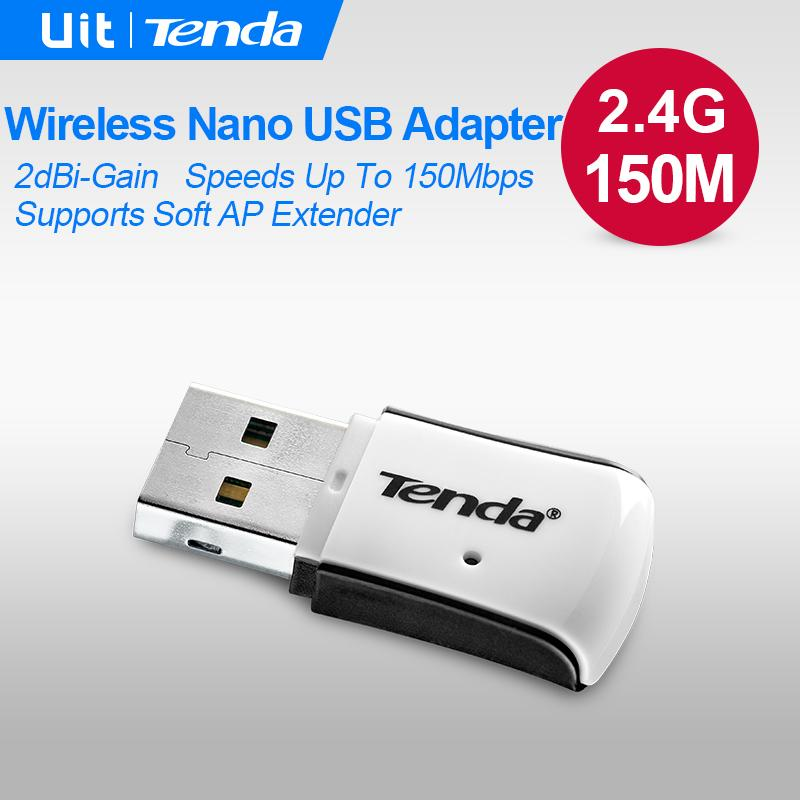 Tenda W311M WLAN Drivers for Mac