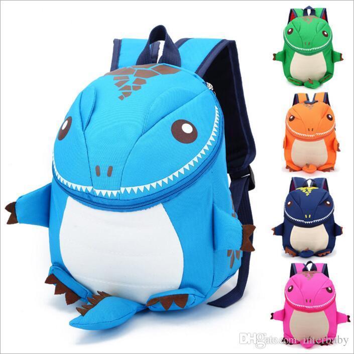 The Good Dinosaur Backpack Kids Cartoon Arlo Anti Lost School Bags