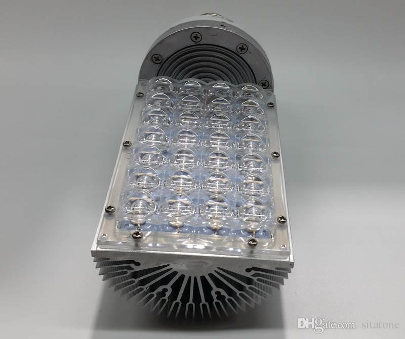 E27 E40 28W LED 가로등, 3360LM, 2 년 보증, 28 * 1W, AC85-265V