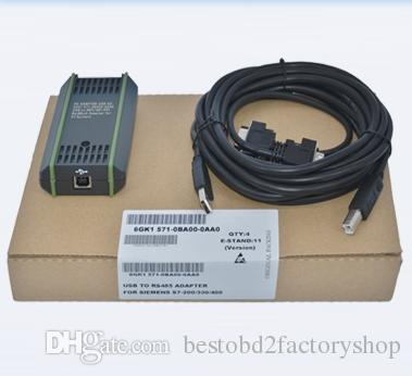 adapter usb a2 cable for siemens s7 200 300 400 plc dp ppi mpi profibus 6gk 1571 0ba00 0aa0 win7. Black Bedroom Furniture Sets. Home Design Ideas