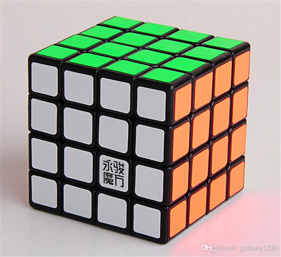 Hot Sale 4x4 Magic Cube Classic Toys Puzzle Magic Toys Adult and Children Educational Toys 4x4x4 Magic Cube Best kids gifts