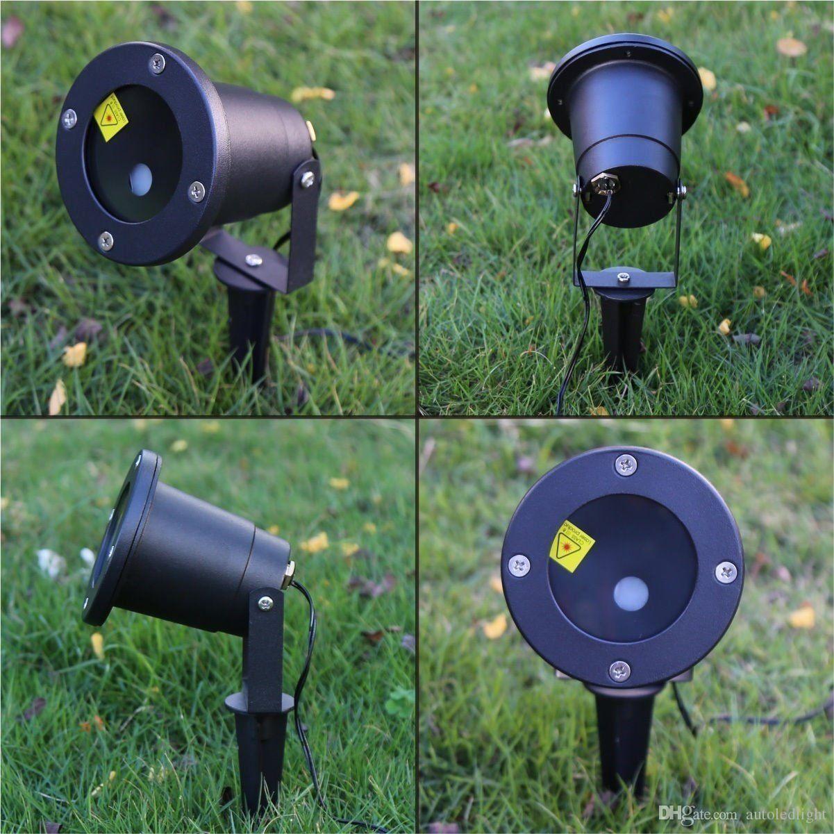 야외 LED 눈송이 풍경 레이저 프로젝터 램프 크리스마스 가든 스카이 스타 레이저 프로젝터 잔디 램프 라이트