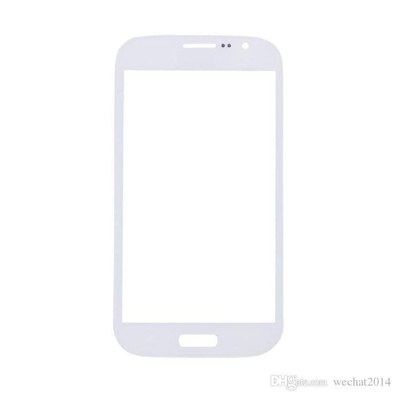 Hochwertige vordere äußere Touchscreen Glas Ersatz für Samsung Galaxy Grand i9082 mit Werkzeugen