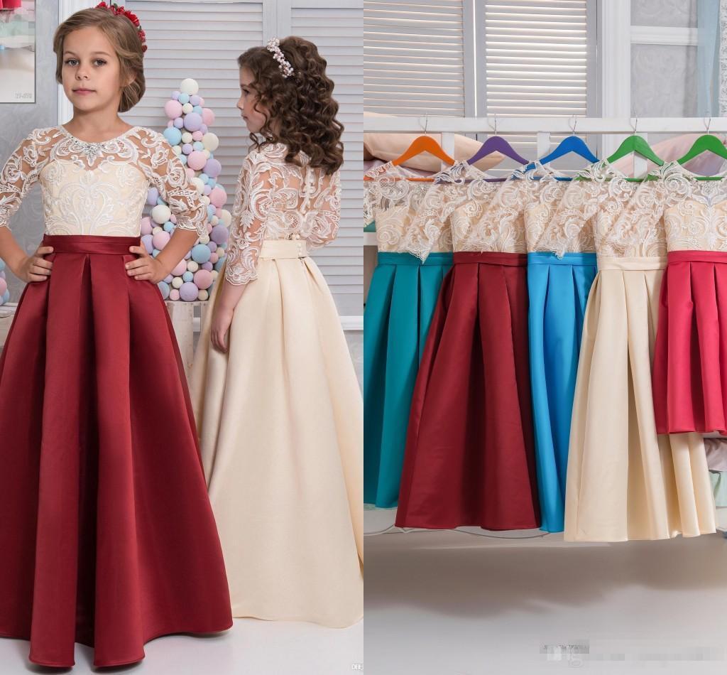 DHgate Girls Dresses