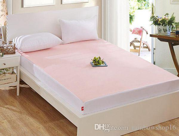 twin size terry towel waterproof quilted mattress bed cover pad bug