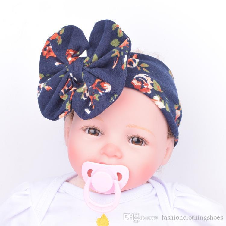 Big Bow Headbands Elastic Baby Girl Hair Accessories Headband Paisley Hair  Band Headscarf Ornaments Girls Head Wrap Twisted Asian Hair Accessories Baby  Girl ... 494b0bbe1d9