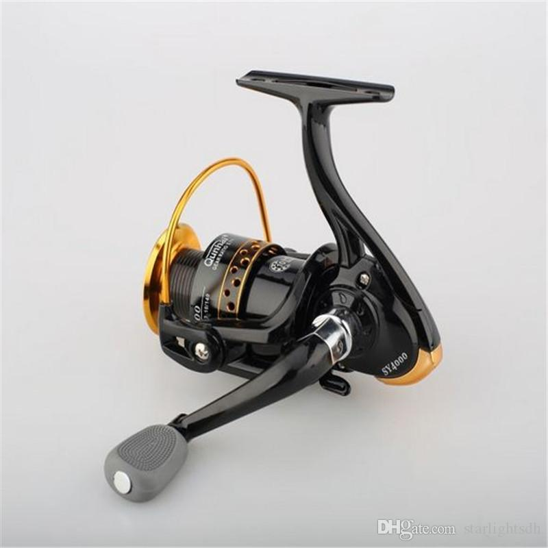 Fishing Reel Line Winder Pesca Line Metal Spinning Reel Spinning Line Fishing Tools Accessories Fishing Reel Wheel out231