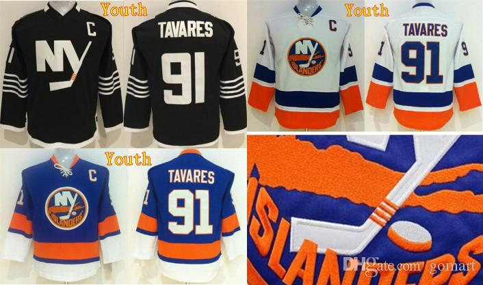 ... New York Islanders 91 John Tavares 2015 All Star White jersey See  larger image ... c01adf1a4