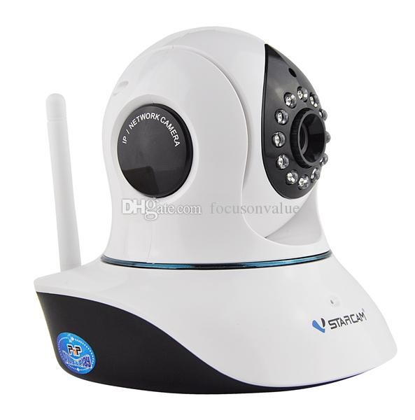 Vstarcam C7838WIP Wireless Security Network Telecamera IP WiFi Remote Sorveglianza DVR 720P HD Indoor Pan Tilt Zoom Registrazione audio