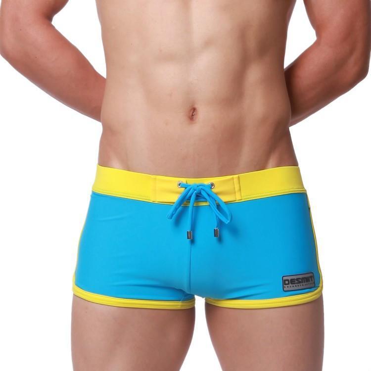 4f5d2704d36 2019 New Swimwear Men Swimming Trunks 2017 Hot Swimsuits Boxer Briefs Sunga  Beach Surf Shorts From Hlq1027, $11.06 | DHgate.Com