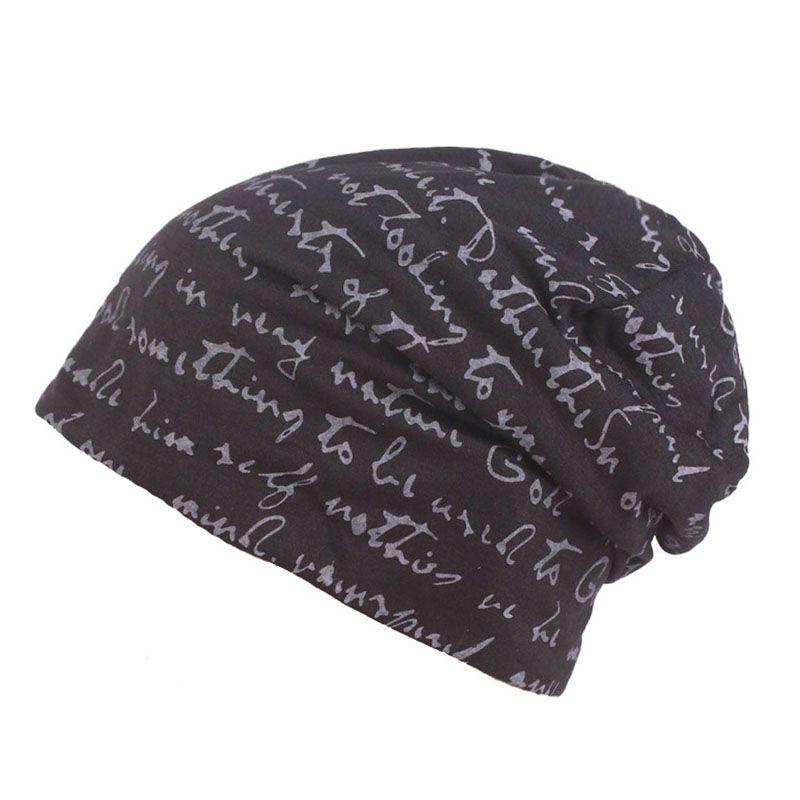 42ef36fd25b Unisex Cotton Thin Baggy Slouchy Beanie Basic Skull Cap Fashion Leisure  Hipster Hats Mens Womens Turban Outdoor Sports Headwear Cap Fedora Hat  Baseball Caps ...