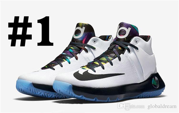 NIKE KD Kevin Durant Shoes Scarpe Sneaker Scarpe da ginnastica 40