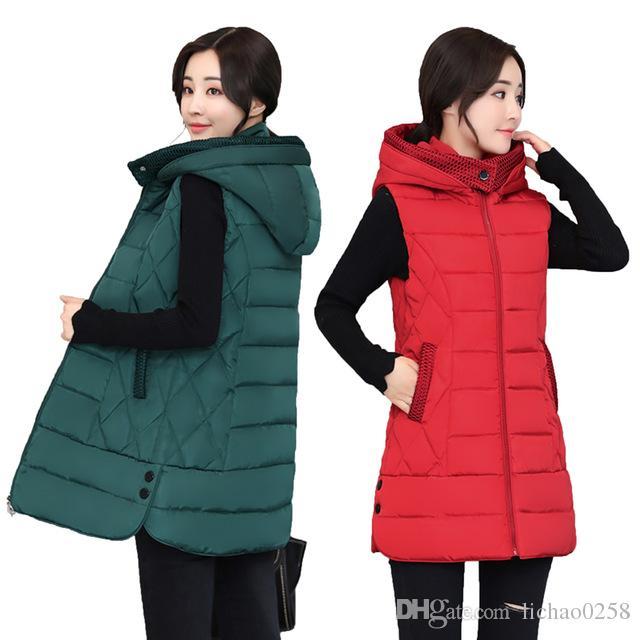 Winter Vests For Women