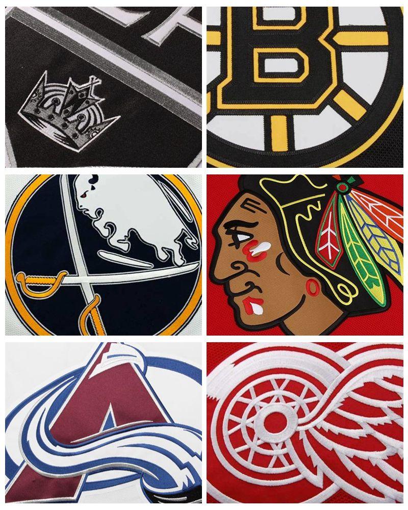 Old Time Blackhawks de Chicago Hockey Maillots Hommes # 21 Stan Mikita Accueil Rouge Blanc Vintage Stan Mikita 75e anniversaire noir Cousu Jersey