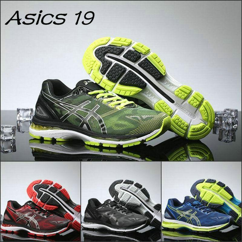 Asics Herren GelNimbus 19 Laufschuhe für Das Training auf